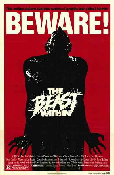 The Beast Within (1992) poster