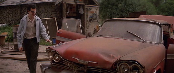 Christine (1983) - Keith Gordon and Christine - Love at first sight