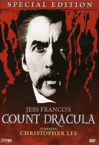 Count Dracula DVD cover