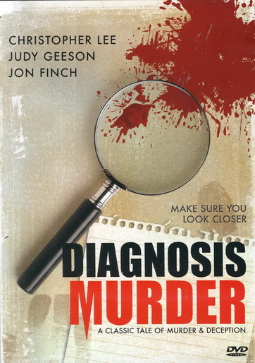 Diagnosis: Murder movie poster