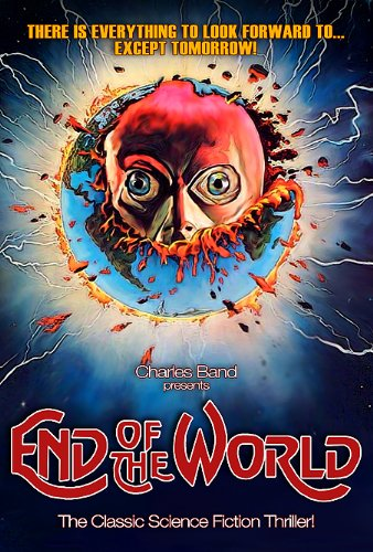 End of the World DVD cover