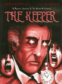 The Keeper DVD cover