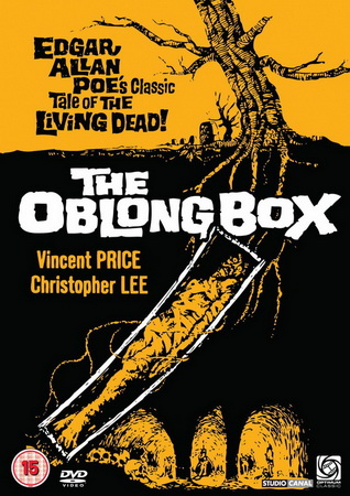 The Oblong Box DVD cover