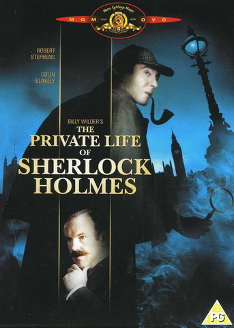 The Private Life of Sherlock Holmes DVD cover