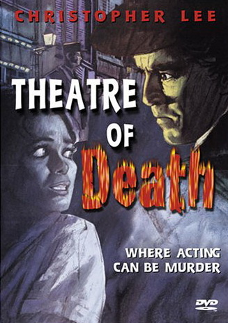 Theatre of Death DVD cover