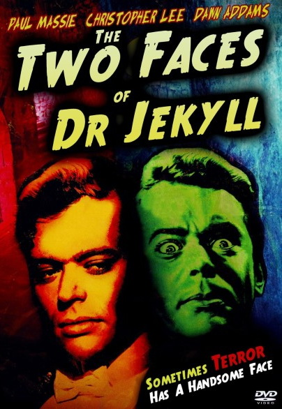 The Two Faces of Dr. Jekyll DVD cover