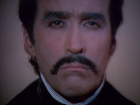 Count Dracula - Christopher Lee
