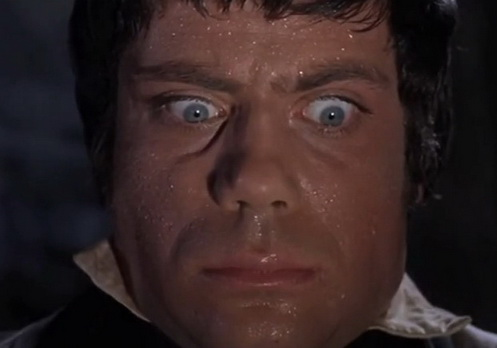 The Curse of the Werewolf - Oliver Reed