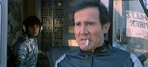 Escape from the Bronx (1983) - Henry Silva