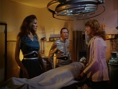Evils of the Night - Julie Newmar, John Carradine, Tina Louise