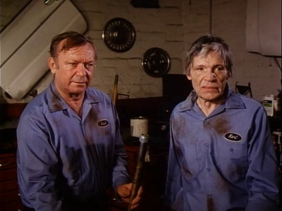 Evils of the Night - Aldo Ray, Neville Brand
