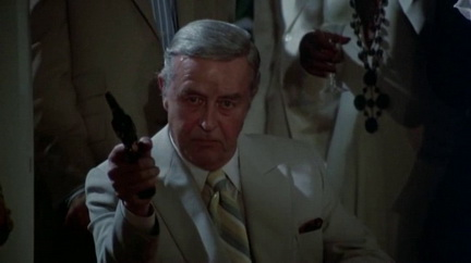 Frogs (1972) - Ray Milland