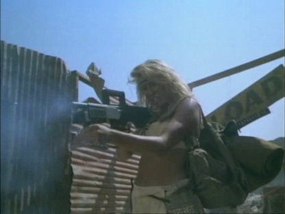 Phoenix the Warrior (1988) - Kathleen Kinmont