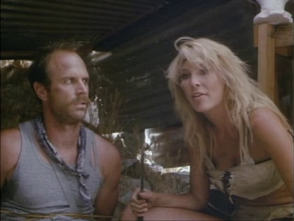 Phoenix the Warrior (1988) - James Emery, Kathleen Kinmont