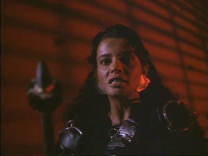 Phoenix the Warrior (1988) - Persis Khambatta