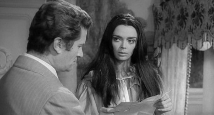 Terror Creatures from the Grave (1965) - Walter Brandi, Barbara Steele