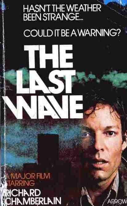 The Last Wave VHS 2