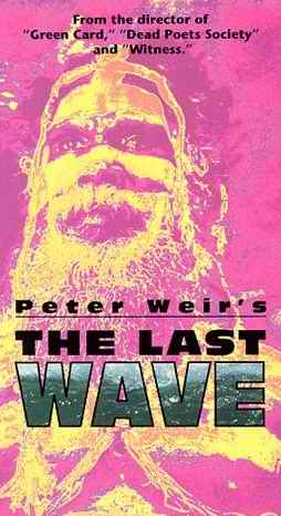 The Last Wave VHS 1