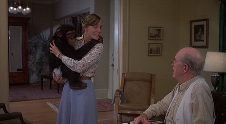 The Attic (1980) - Carrie Snodgress, Ray Milland and the monkey