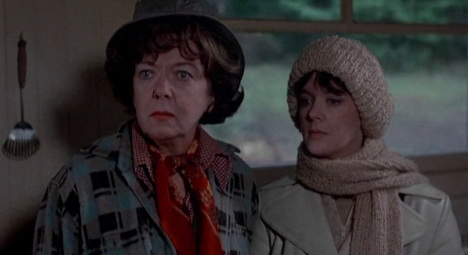 The Food of the Gods (1976) - Ida Lupino, Pamela Franklin
