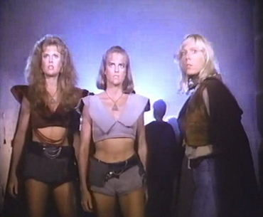 The Sisterhood (1988) - Rebecca Holden, Barbara Patrick, Lynn-Holly Johnson