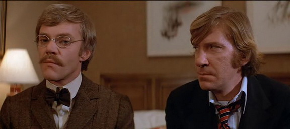Time After Time - Malcolm McDowell, David Warner