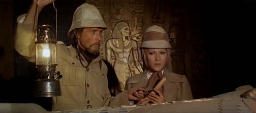 Vengeance of the Mummy - Jack Taylor, Maria Silva