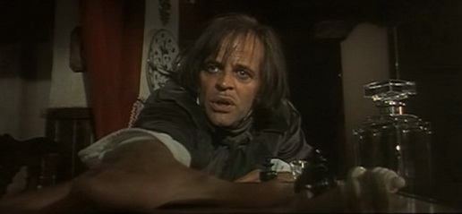 Web of the Spider (1971) - Klaus Kinski