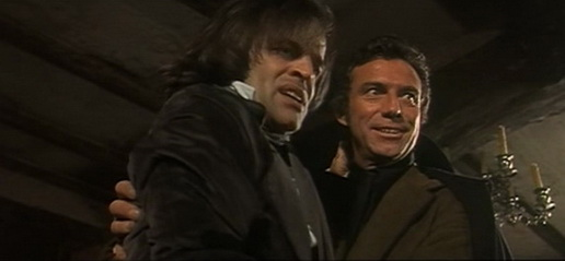 Web of the Spider (1971) - Klaus Kinski, Anthony Franciosa