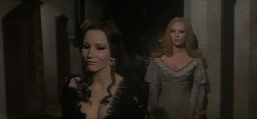 Web of the Spider (1971) - Karin Field, Michele Mercier