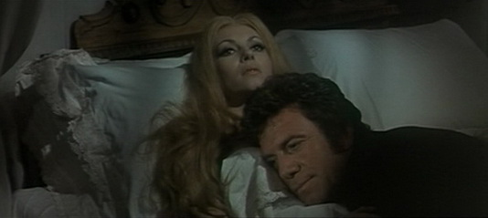Web of the Spider (1971) - Michele Mercier, Anthony Franciosa