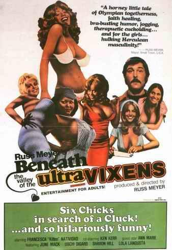 BENEATH THE VALLEY OF THE ULTRA- VIXENS